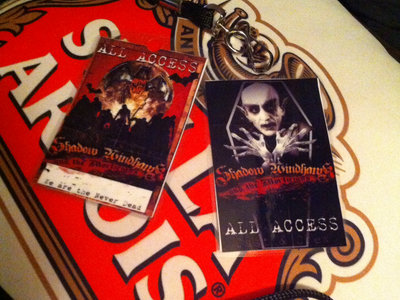 "Nosferatu Lifetime ""All-Access"" Laminates main photo"