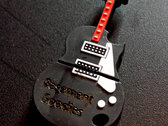 USB Flash Drive / Guitar / Rubber photo