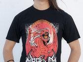 Red Dragon Man T-shirt photo