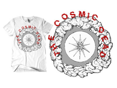 Cosmic Dead 'Star' T-Shirt (White) main photo