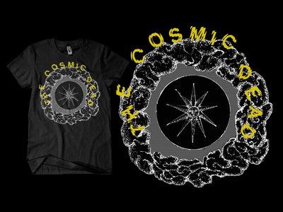 Cosmic Dead 'Star' T-Shirt (Black) main photo