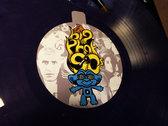 Limited Edition DJ Woody 'Waxwear' Vinyl Sticker pack photo