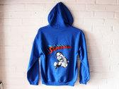 SUPERBANG - Unisex Hoodie - Blue - Various Sizes photo
