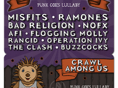 Crawl Among Us - Download Card main photo