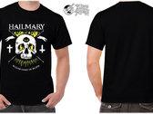 "Hailmary 'Yellow Light Of Death"" Skull T-shirt photo"