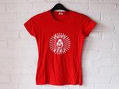 BANGFACE Weekender 2012 Line-Up Womens T-Shirt (Version 1) Various Colours photo