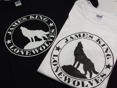 James King and the Lonewolves T-Shirt main photo