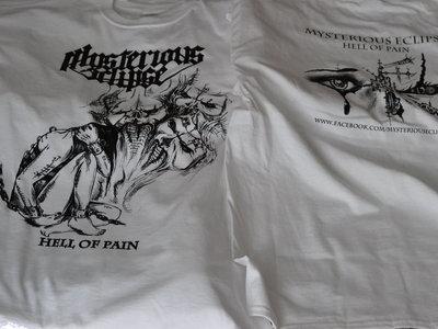 """Hell of Pain"" design T-Shirt main photo"