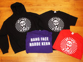 SKULL FACE / BANG FACE HARDE KERN - T-Shirt - Mens (Unisex) - Various Sizes & Colours photo