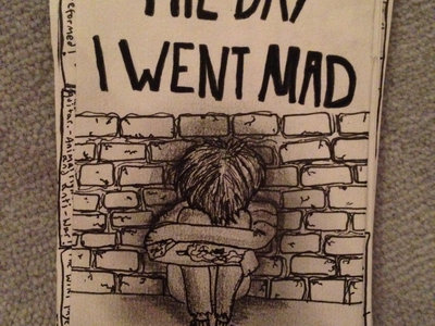 'The Day I Went Mad' - Handmade Comic Book main photo