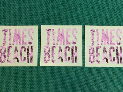 Mint Flower '3 stickers' main photo