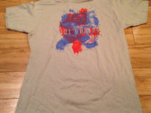 The Gantry T-Shirt by Blank Ink (Bear Vs Wolf) photo