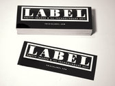 LABEL Sticker Pack photo