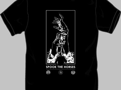 Spook the Horses HANDS T-shirt main photo
