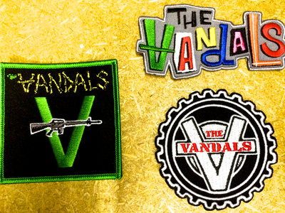 Vandals Fun Patch Set! main photo