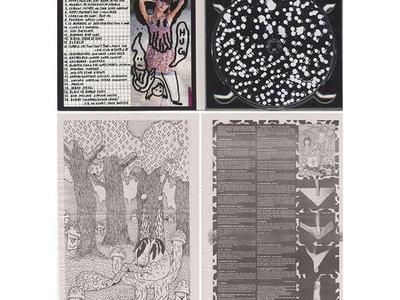 De Nagalm Op De Kopf! (CD + Newspaper) by Various Artists main photo