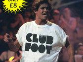 Clubfoot Logo T-Shirt photo