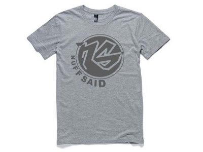 NS Logo T-Shirt (grey) L main photo