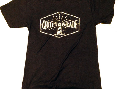 Quiet Parade Lighthouse Shirt (Men's) | Black & Heathered Navy main photo