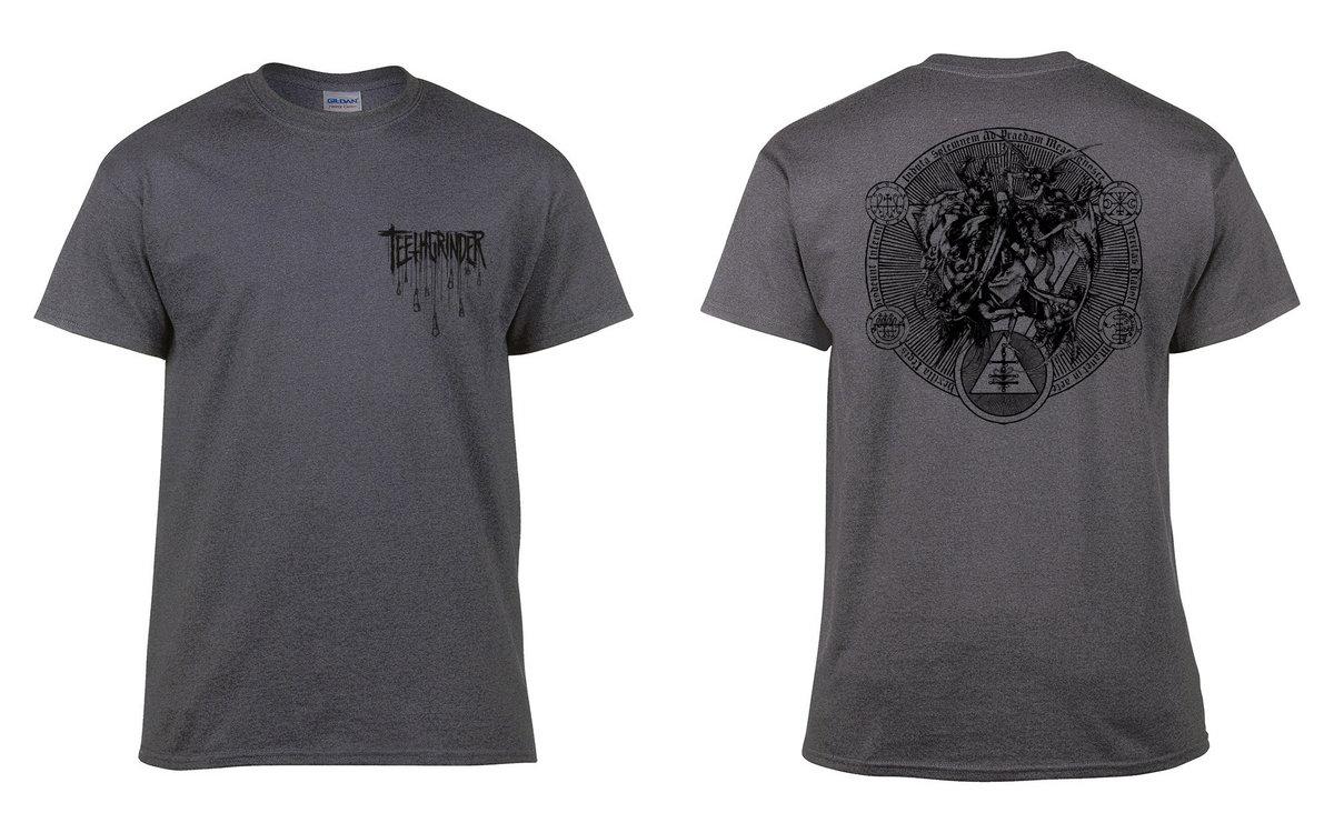 Design t shirt gildan -  Induta Selemnem Design Charcoal Gildan Shirt Main Photo