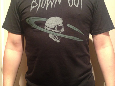 Blown Out 'Skull Planet' T-Shirt main photo
