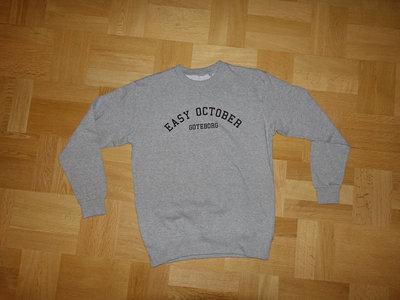 "Sweatshirt - ""College/Göteborg"" main photo"