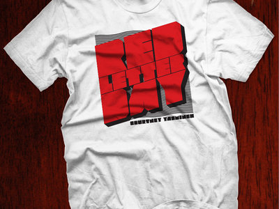 Red Letter Day t shirt main photo