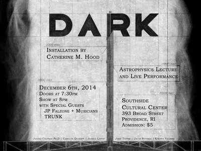 Dark Matter Album Release Party Poster main photo