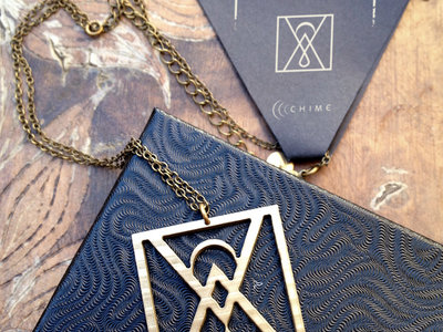 Old World New Wave Sigil Necklace main photo