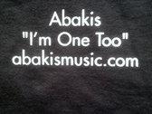 I'm One Too T-Shirt photo