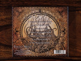CD Digipak / 'The Whisperer' T-Shirt combo photo