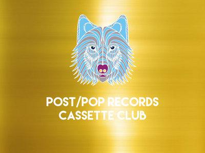 POST/POP CASSETTE CLUB // GOLD // 12 MONTH SUBSCRIPTION main photo