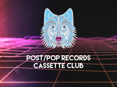 POST/POP CASSETTE CLUB // PLATINUM // 12 MONTH SUBSCRIPTION - COMPLETE main photo