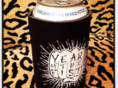 Fist Logo Koozie photo