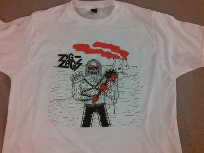 Brainded Warrior T-shirt main photo