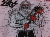 Brainded Warrior T-shirt photo