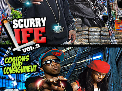 SCURRY LIFE DVD VOL.9 (Cosigns & Consignment) main photo