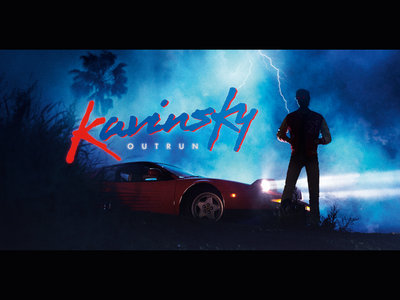 OutRun 1xLP Vinyl Edition main photo