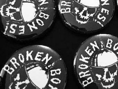 BROKEN BONES SKULL BADGE main photo