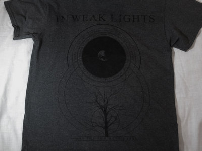 """As The Sun Went Dark"" T-Shirt + Free Download of ""Walls"" main photo"