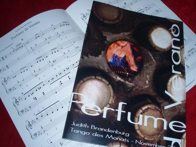 Perfume de Verano, Tango des Monats, Einzelausgabe November 2014 main photo