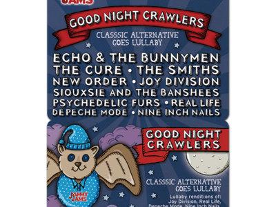 Good Night Crawlers - Download Card main photo