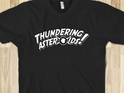 Thundering Shirt! main photo