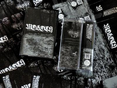 """""""In einer Umarmung von tiefen kalten Wäldern"""" Cassette edition main photo"""