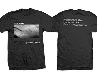"""""""Hope, Alaska"""" T-shirt main photo"""