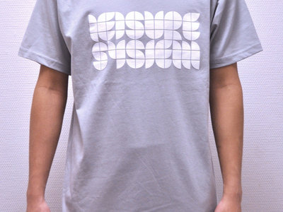 Leisure System White-On-Grey T-Shirt main photo