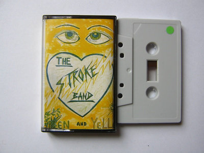 The Stroke Band - Green And Yellow // Cassette main photo