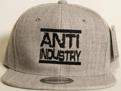 Grey Run AntiIndustry Snapback main photo