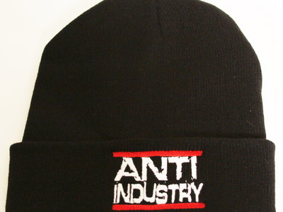 Black/Red AntiIndustry Scully[free shipping] main photo