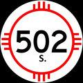 502 South image